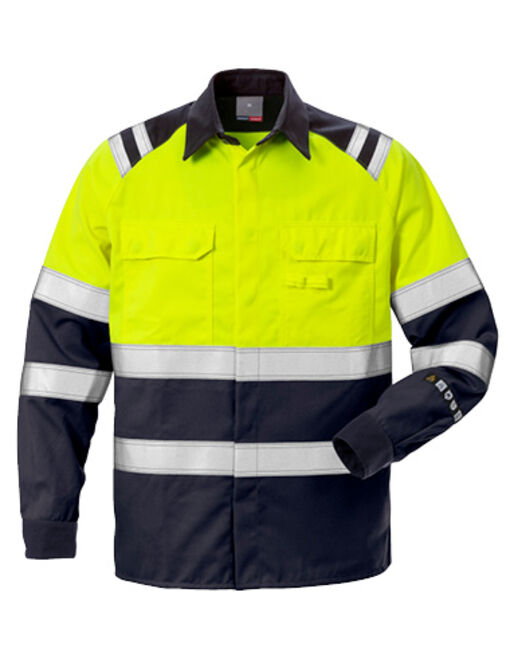 New Flamestat high vis shirt CL 1 7051 ATHS, with inherent flame protection