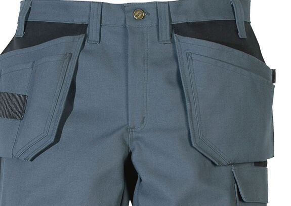 Trousers 251 PS25 with mechanical stretch
