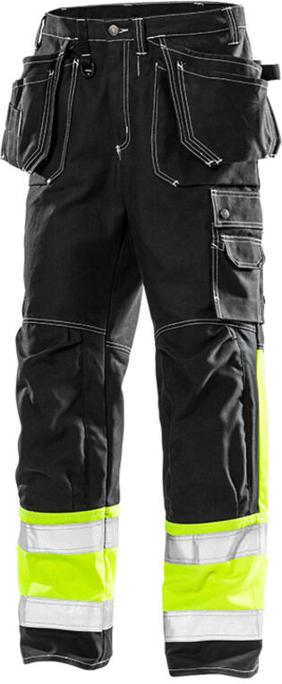 HIGH VIS CRAFTSMAN TROUSERS CL 1 247 FAS